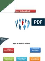 Tipos de Feedback
