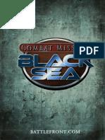 CM Black Sea Manual