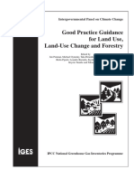 Good Practice Guidance for Land Use, Land-Use Change and Forestry