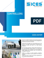 SICES Genset Controllers