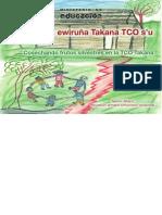Takanas Ministerio de Educacion