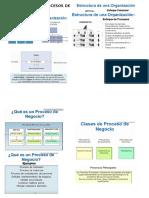 Organización y Procesos de Negocio