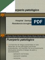 Puerperio Patologico Pdf