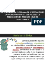 Clases I Residuos 2015 I