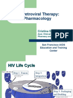 ARV Pharmacology - C Gruta