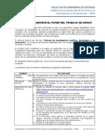 FIS – UDCII - G07 Guía para presentar el paper final del trabajo de grado.pdf