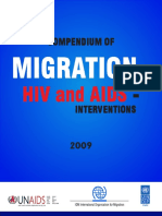 Compendium of Migration and Hiv and Aids