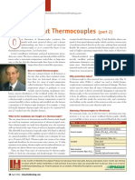 All About Thermocouples (Part 2)