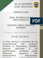 Presentacion Farmacologia