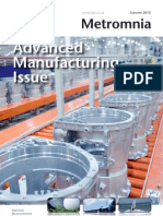 Metromnia - The Advanced Manufacturing Issue
