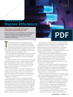 How to Maximize Burner Efficiency