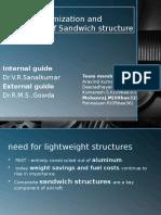 Sandwich Panel Analysis