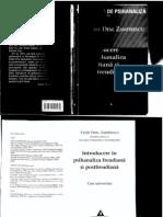Vasile Dem. Zamfirescu - Introducere în psihanaliza freudiană şi postfreudiană