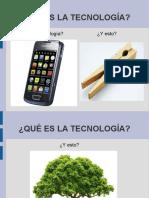 Que Es La Tecnologia