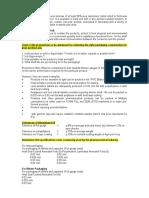 Alimuminium Foils Specifications