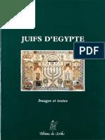 Les Juifs d'Egypte - Images et Textes - 1984