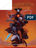 Numenera Character Options 2 FREE PREVIEW (9784685)
