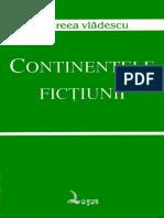 Andreea Vladescu - Continentele fictiunii.pdf