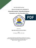 Perbedaan Plasmodium Malaria
