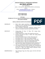 A.4.3 Pembagian Tugas Mengajar Guru Paud Tk Kb