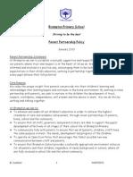 Brampton Parent Partnership Policy