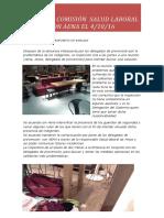 Documento Reunión Salud Laboral
