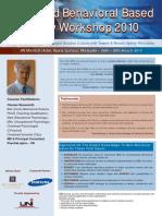 Behavioral Based Safety Workshop 2010-Hector