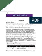 Airport Design Tutorial