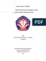 Progress Report - 2015