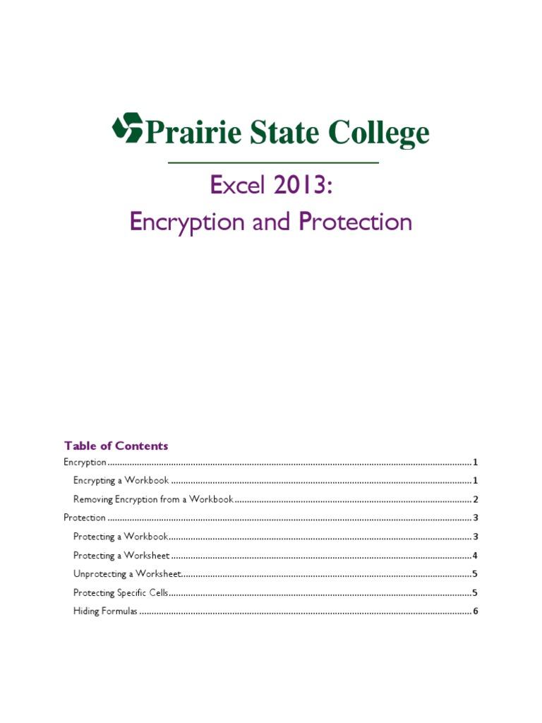 Workbooks excel 2013 unprotect workbook : Excel13 Protection | Microsoft Excel | Password