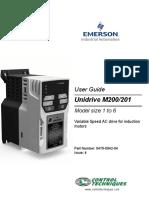 Unidrive_M200-M201_UG_Iss4