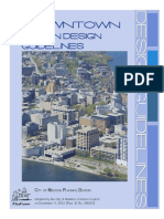 Downtown Design Guidelines