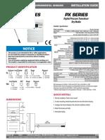 px series datasheet
