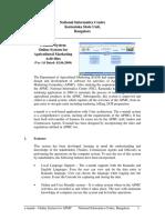 Karnataka E Mandi Document