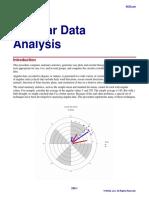 Circular Data Analysis