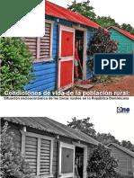 Condiciones de vida de la poblacion rural en la Republica Dominicana