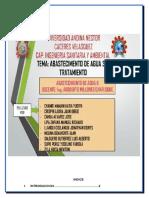 Mejoramiento y Ampliación Del Sistema de Saneamiento Básico Integral en La Comunidad de Miraflores