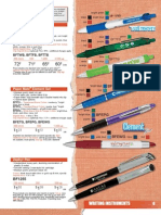 (4 of 10) BIC and Other Writing Instruments
