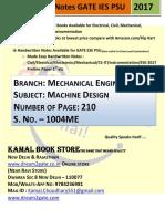1004. ME_Machine Design