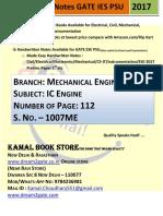 1007. ME_IC Engine