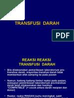 128256478 PPT Transfusi Darah
