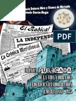 CRÓNICA, PUBLICADA, DE LA VIDA Y OBRA  DE FEDERICO SALVADOR RAMÓN ALMERÍA 1881 - 1935