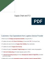 Supply Chain & TCI