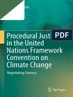 Procedural Justice in the UNFCCC
