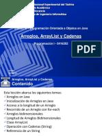 UIII-C03 Arreglos, ArrayList y Cadenas.pdf