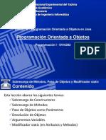 UIII-C05 Sobrecarga de metodos, Paso de objetos y modificadores.pdf