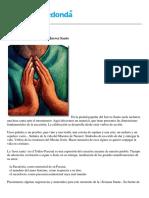Eucaristía Adoración Dolores Aleixandre
