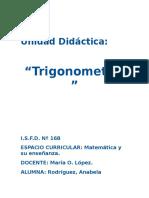 Unidad de Trigometria.