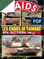 RAIDS - HS 29 - Les Chars en Action T.4