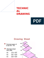 Technical Drawing BASICS